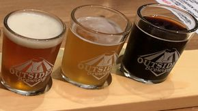 甲府中心街で作られる地ビールをその場で楽しめるのはここだけ!